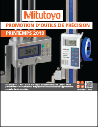 French Cover   Spring flyer 2019